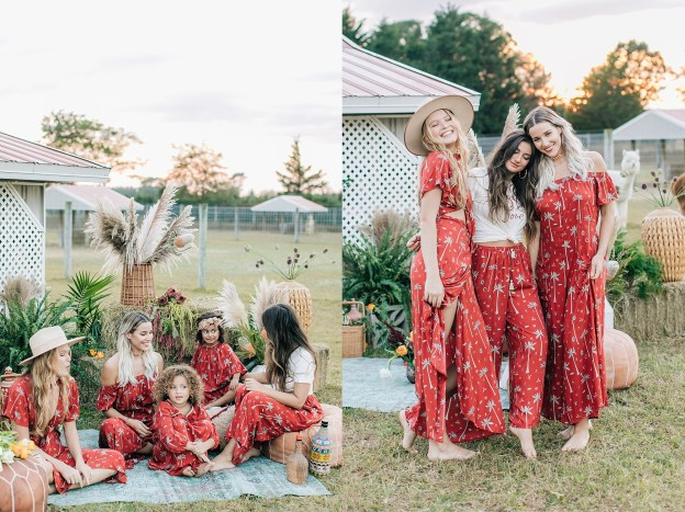 Free-Spirited and Boho Fashion Photography for the Bohemian Mama by Magdalena Studios_0044