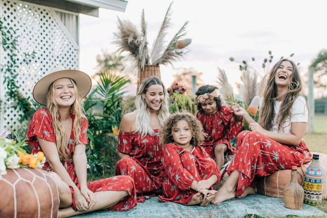Free Spirited and Boho Fashion Photography for the Bohemian Mama by Magdalena Studios 0045