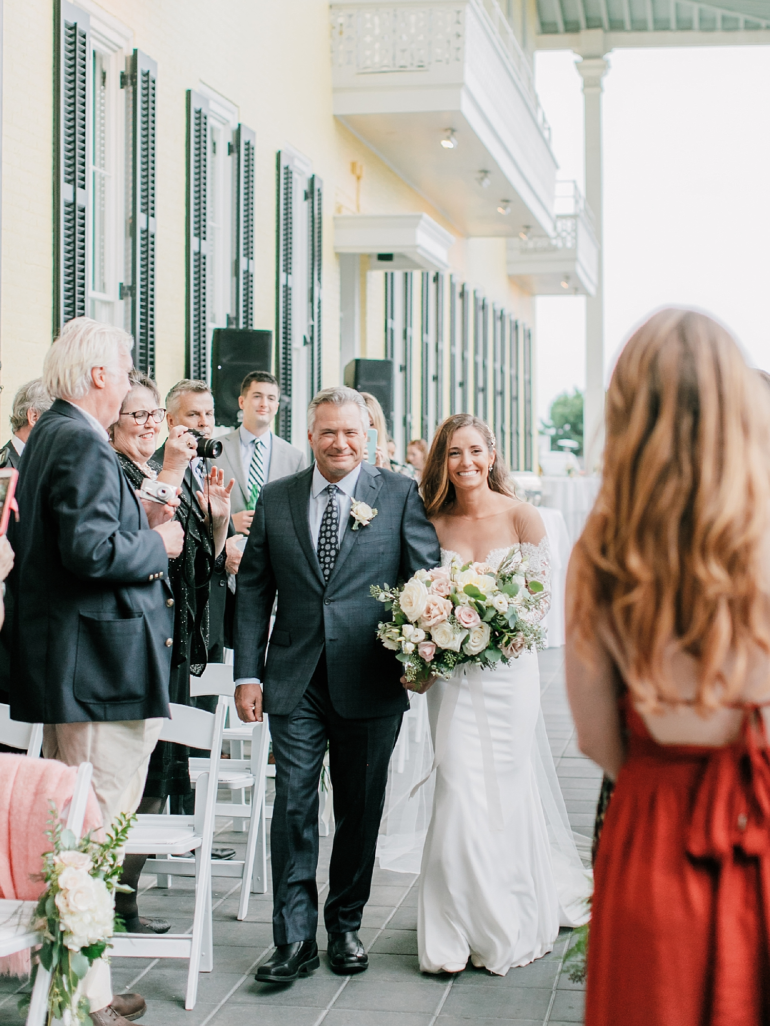 Intimate and Joyful Wedding Photography in Cape May NJ by Magdalena Studios 0032 4