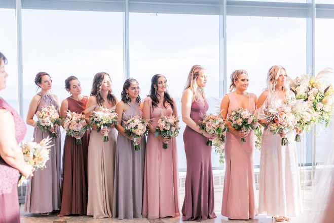 Stylish and Free-Spirited Wedding Photography at One Atlantic in Atlantic City, NJ by Magdalena Studios_0034