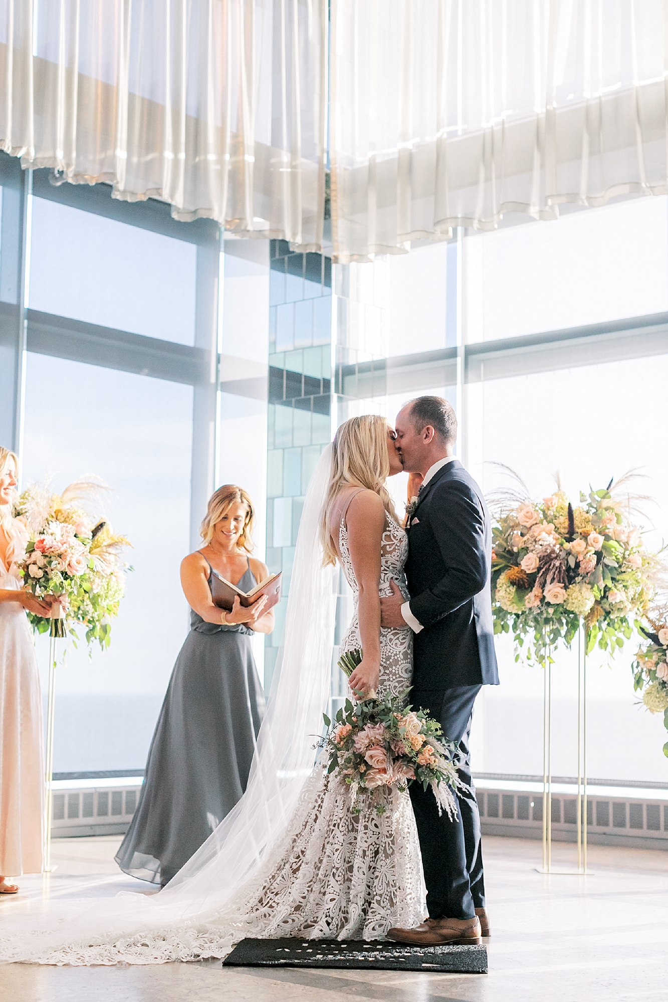 Stylish and Free Spirited Wedding Photography at One Atlantic in Atlantic City NJ by Magdalena Studios 0035 1