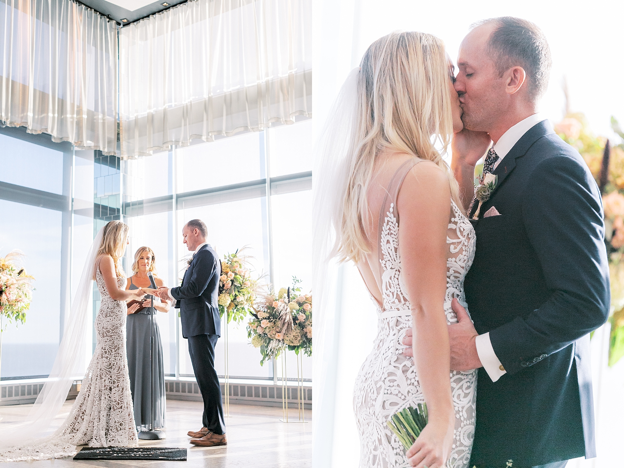 Stylish and Free Spirited Wedding Photography at One Atlantic in Atlantic City NJ by Magdalena Studios 0036 1