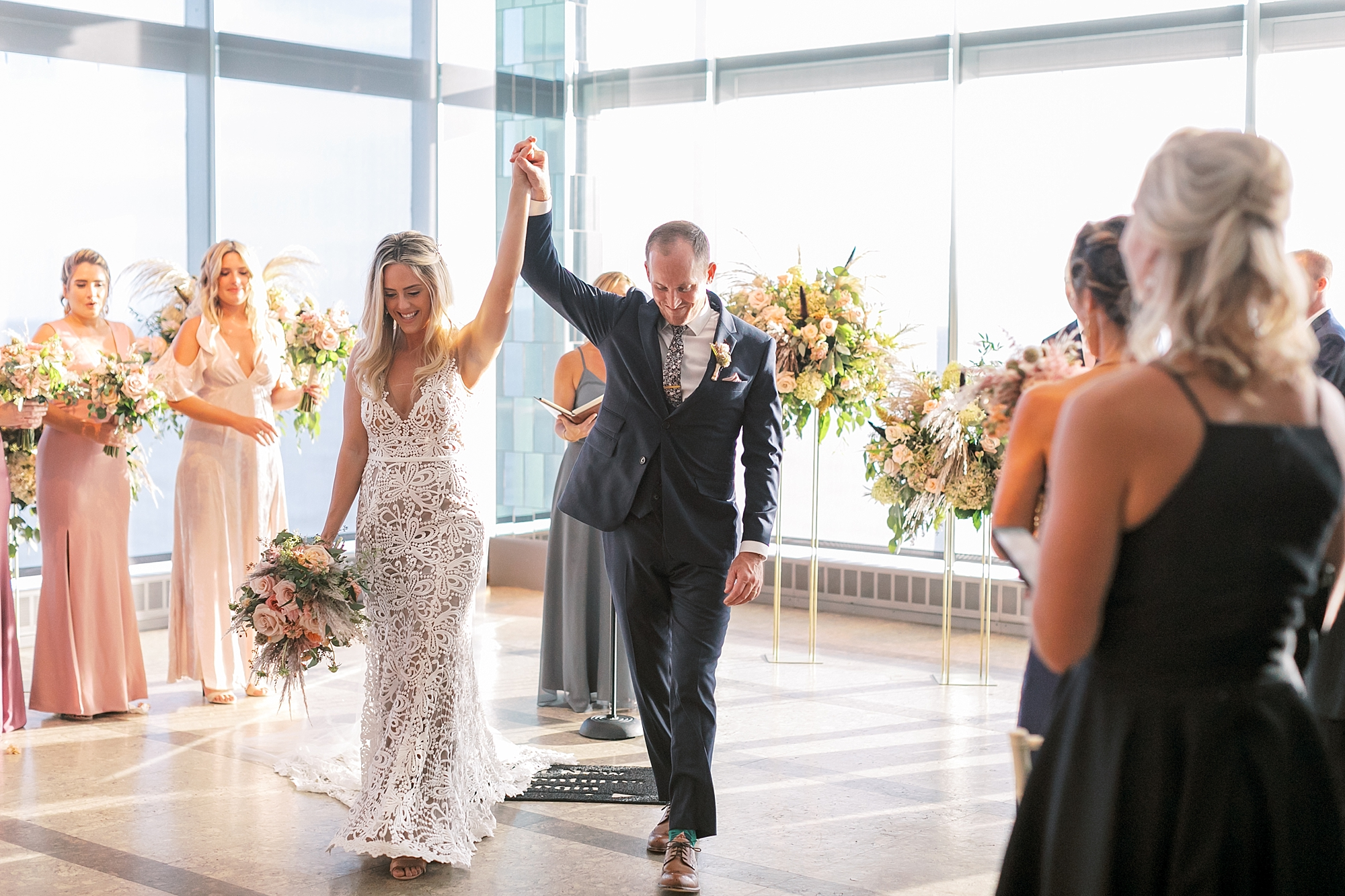 Stylish and Free Spirited Wedding Photography at One Atlantic in Atlantic City NJ by Magdalena Studios 0037 1