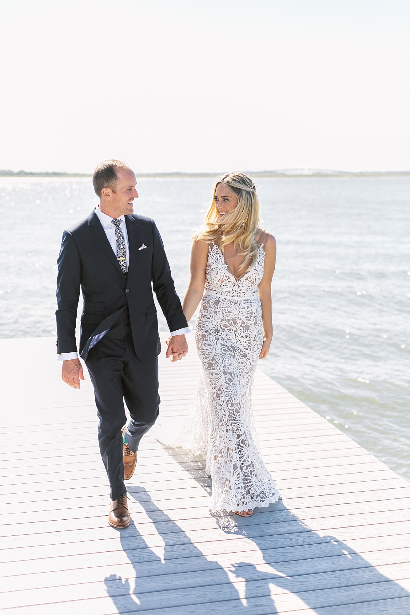 Stylish and Free Spirited Wedding Photography at One Atlantic in Atlantic City NJ by Magdalena Studios 0044 1
