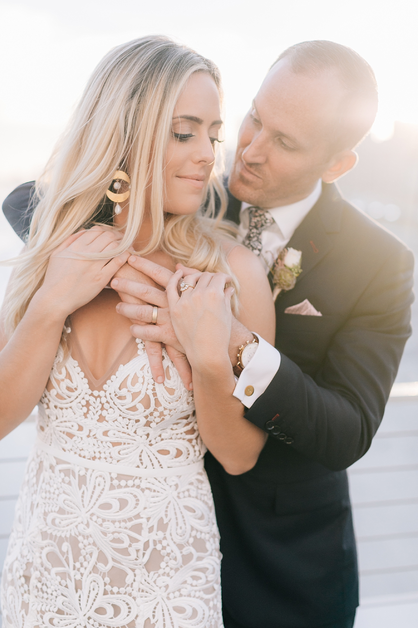 Stylish and Free Spirited Wedding Photography at One Atlantic in Atlantic City NJ by Magdalena Studios 0070 2
