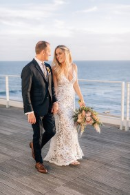 Stylish and Free-Spirited Wedding Photography at One Atlantic in Atlantic City, NJ by Magdalena Studios_0071