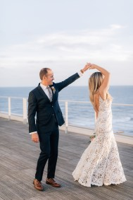 Stylish and Free-Spirited Wedding Photography at One Atlantic in Atlantic City, NJ by Magdalena Studios_0072
