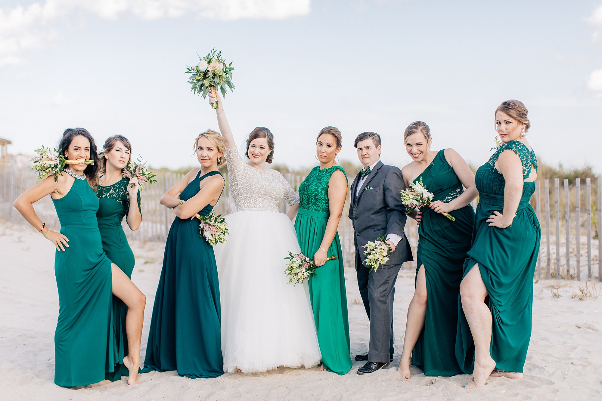 Authentic and Fun Wedding Photography in Ocean City NJ by Magdalena Studios Associate Team 0028