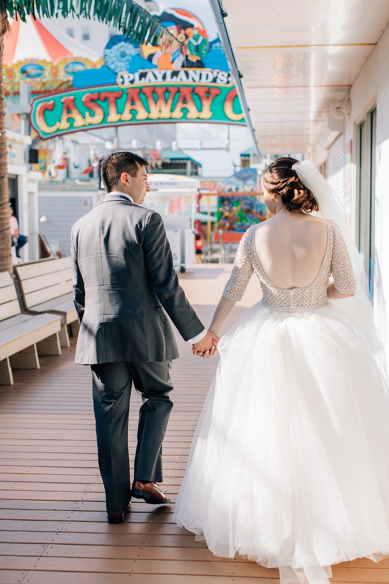Authentic and Fun Wedding Photography in Ocean City NJ by Magdalena Studios Associate Team 0030