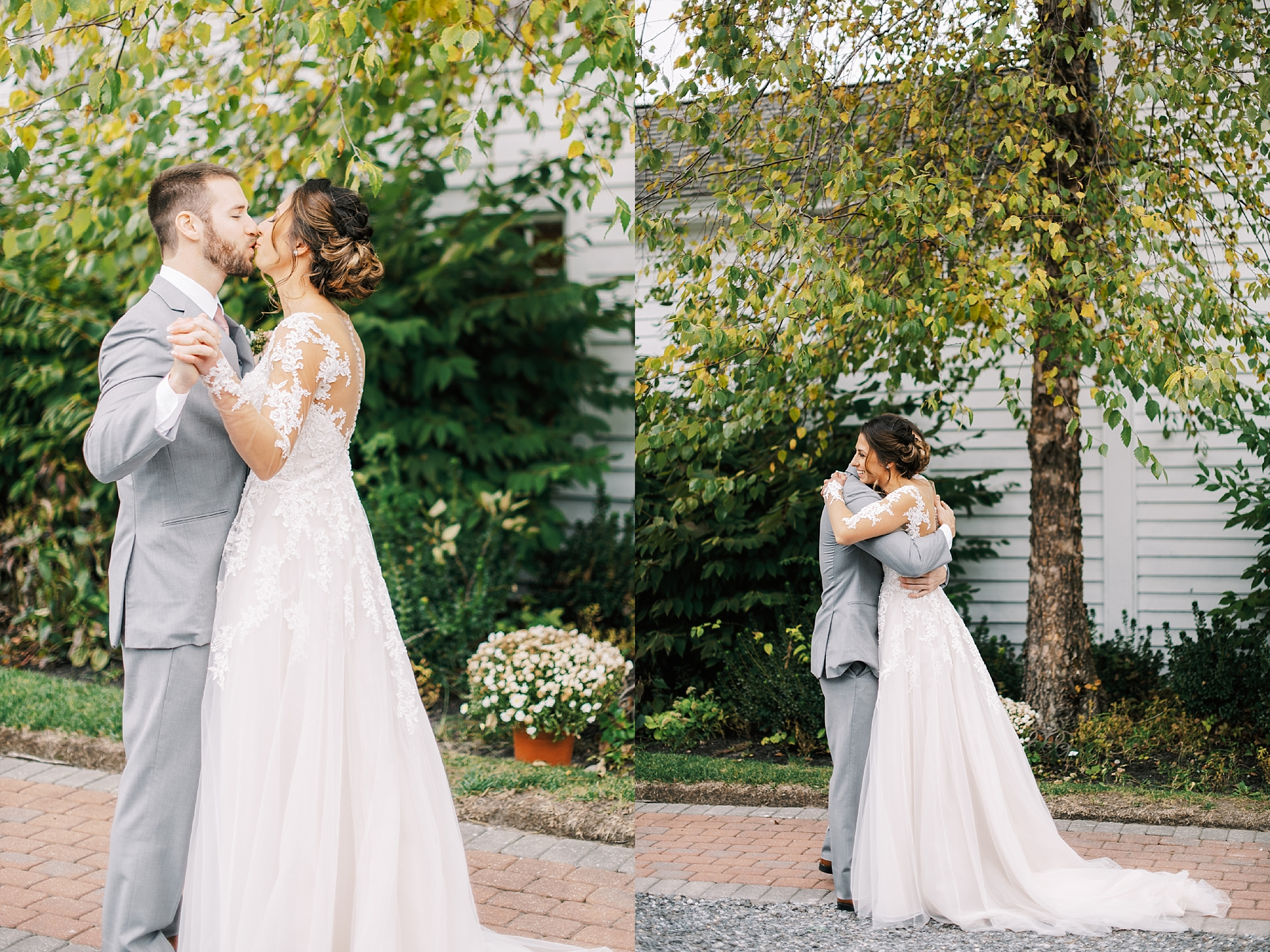 Sweet Garden Wedding Photography Abbie Holmes Estate in Cape May NJ by Magdalena Studios 0024