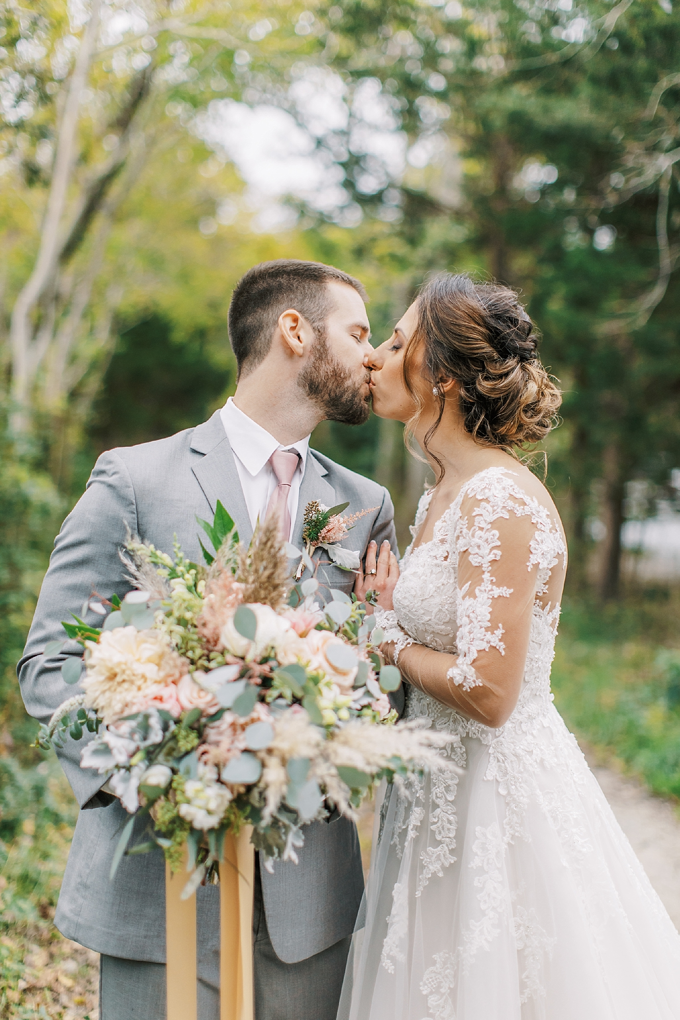 Sweet Garden Wedding Photography Abbie Holmes Estate in Cape May NJ by Magdalena Studios 0049