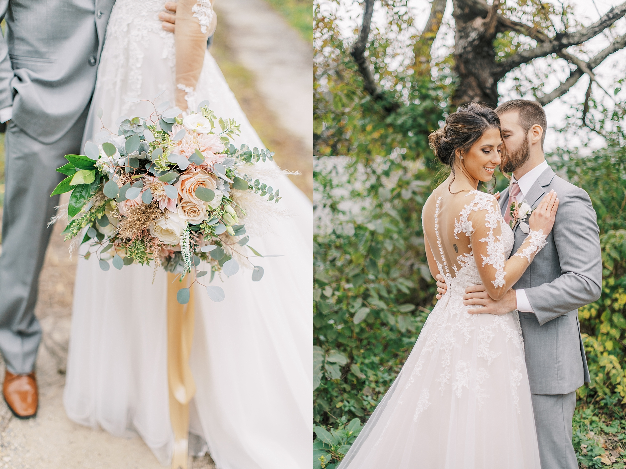 Sweet Garden Wedding Photography Abbie Holmes Estate in Cape May NJ by Magdalena Studios 0050