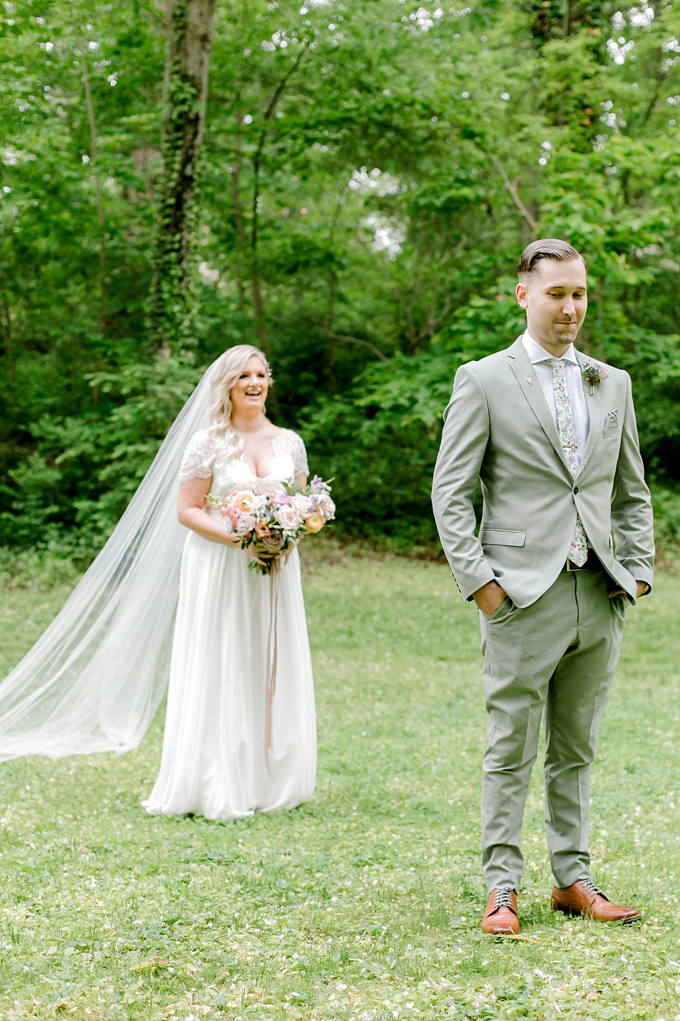 Intimate and Sweet Estate Wedding Photography by Magdalena Studios 0015