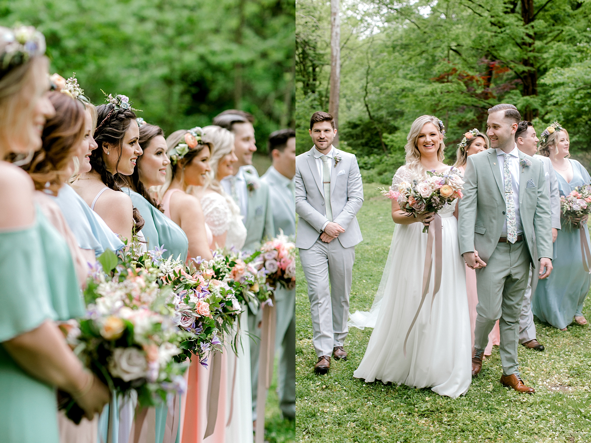 Intimate and Sweet Estate Wedding Photography by Magdalena Studios 0039