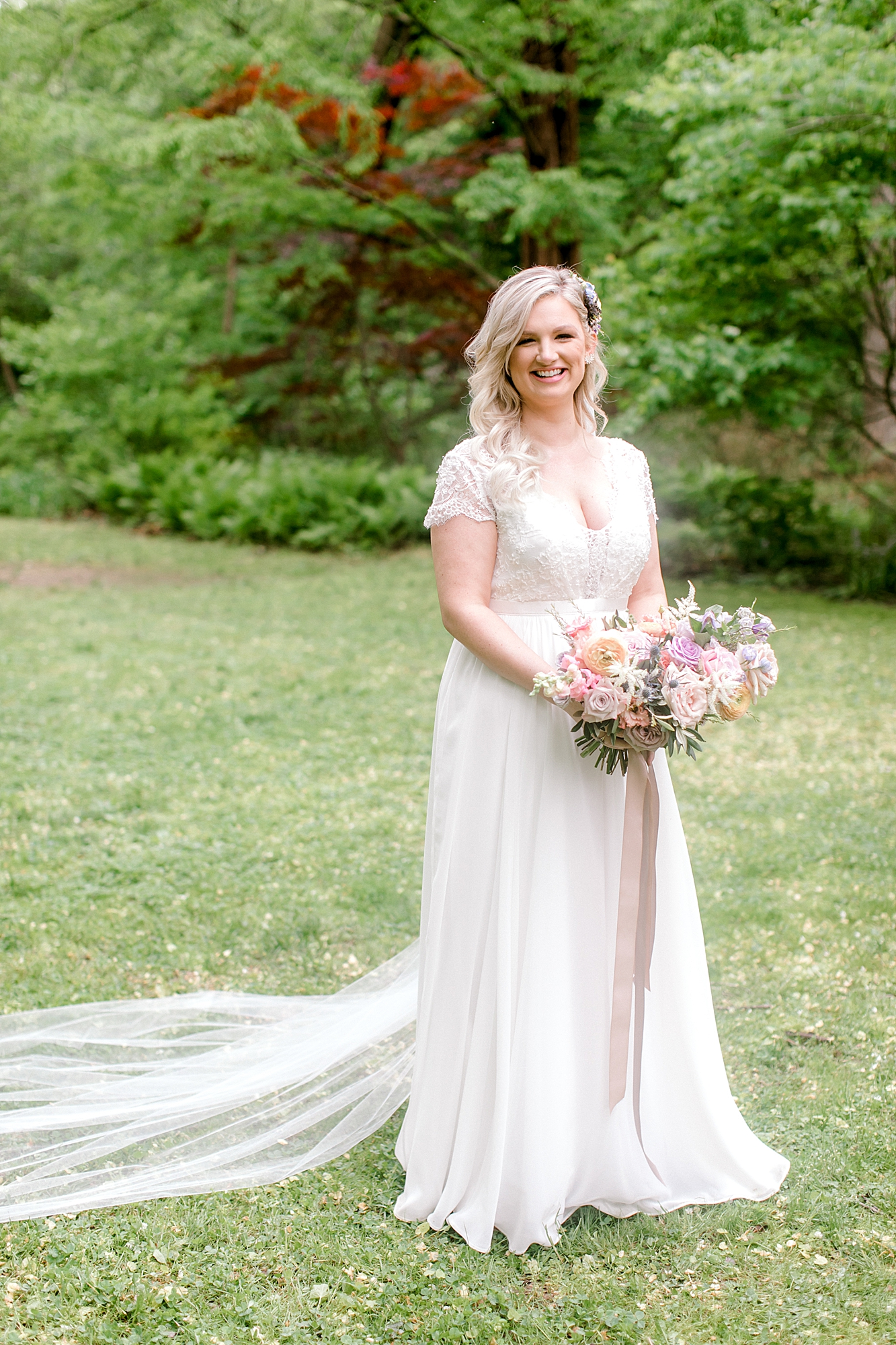 Intimate and Sweet Estate Wedding Photography by Magdalena Studios 0043