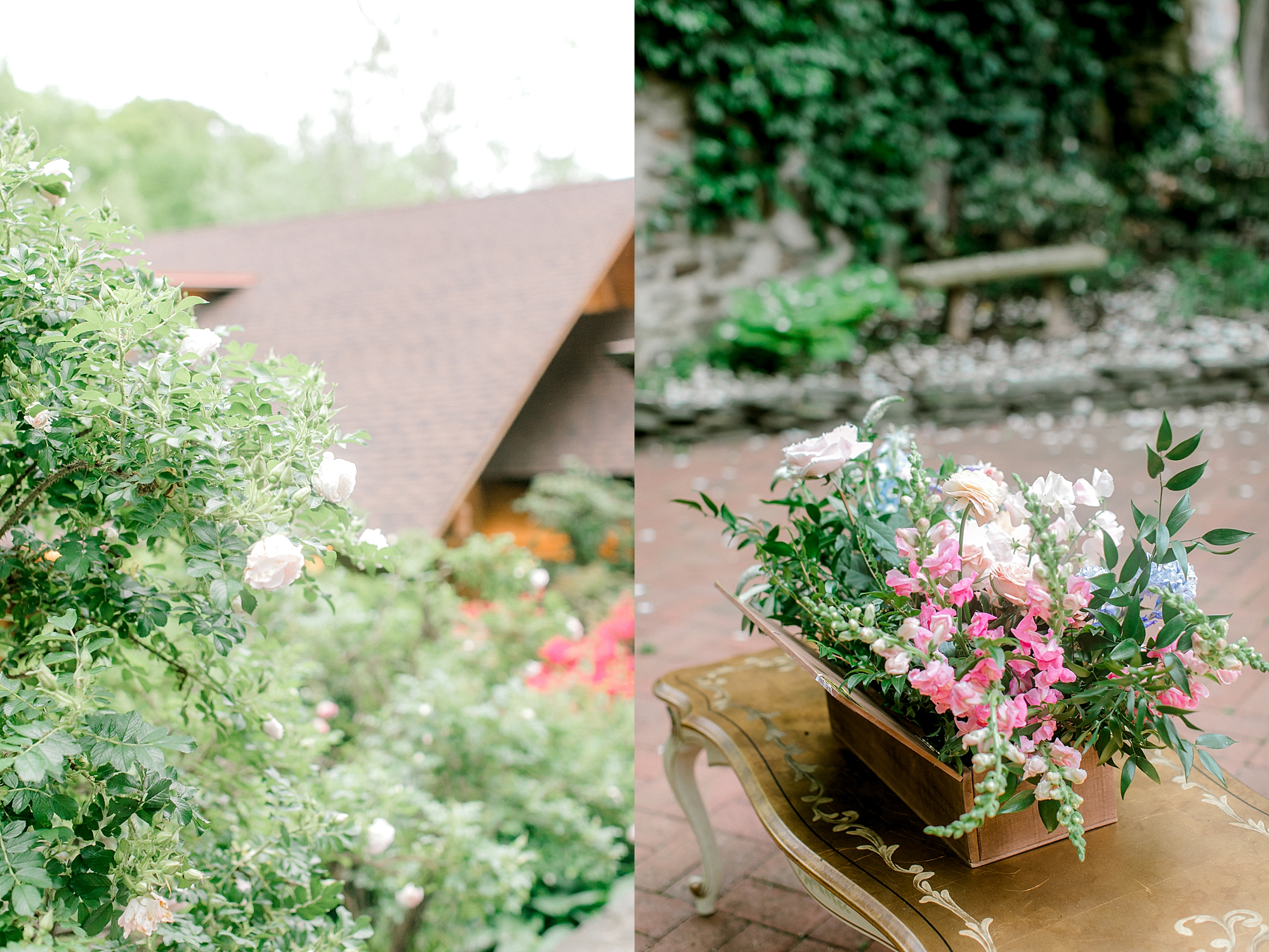 Intimate and Sweet Estate Wedding Photography by Magdalena Studios 0055