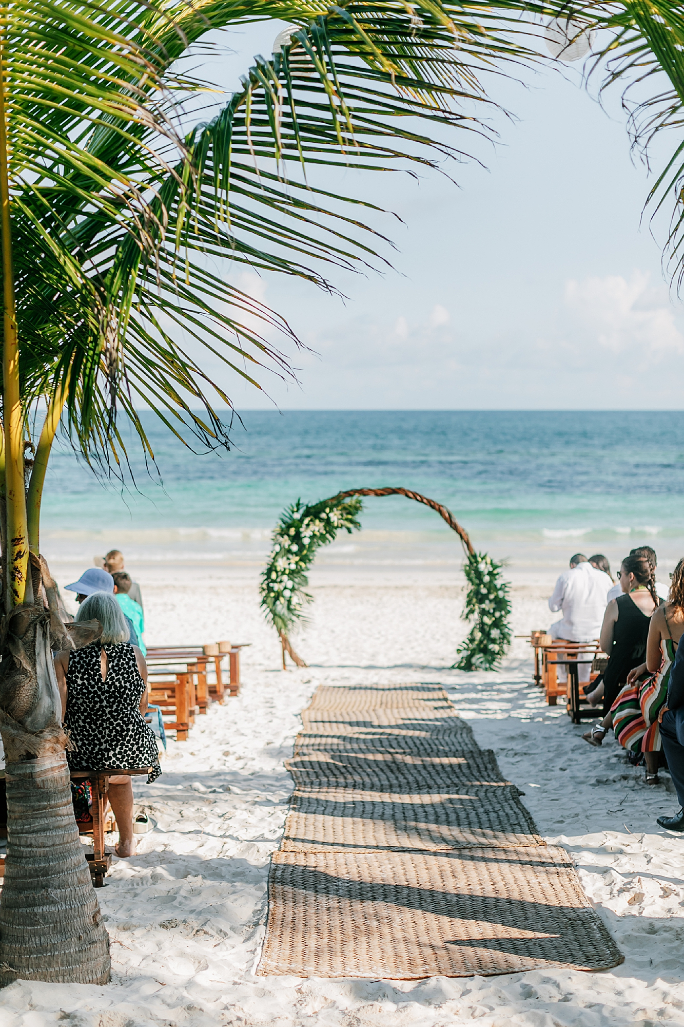 Stylish and Candid Destination Film Wedding Photography in Tulum Mexico by Magdalena Studios 0009