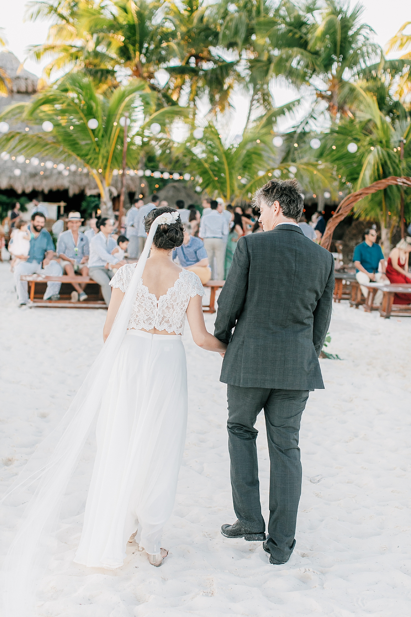 Stylish and Candid Destination Film Wedding Photography in Tulum Mexico by Magdalena Studios 0027