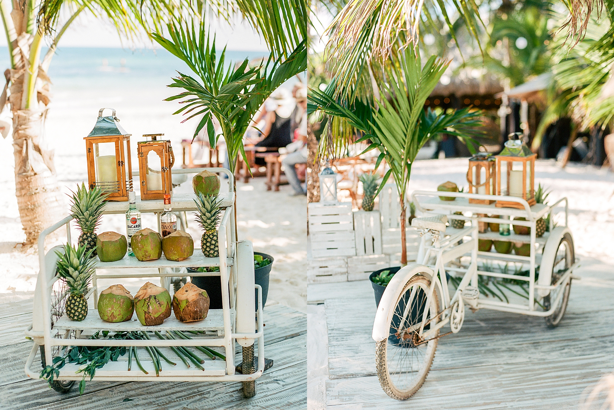 Stylish and Candid Destination Film Wedding Photography in Tulum Mexico by Magdalena Studios 0042