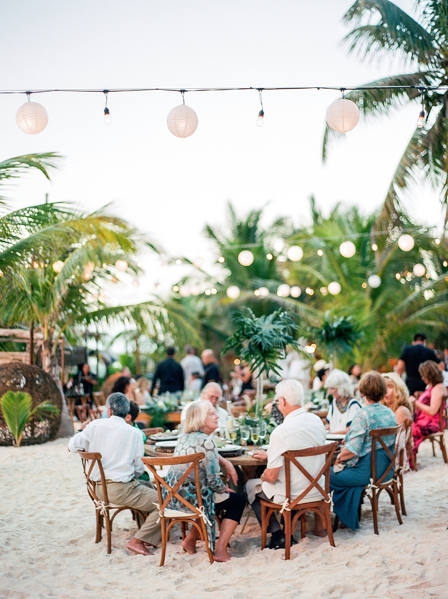 Stylish and Candid Destination Film Wedding Photography in Tulum Mexico by Magdalena Studios 0055