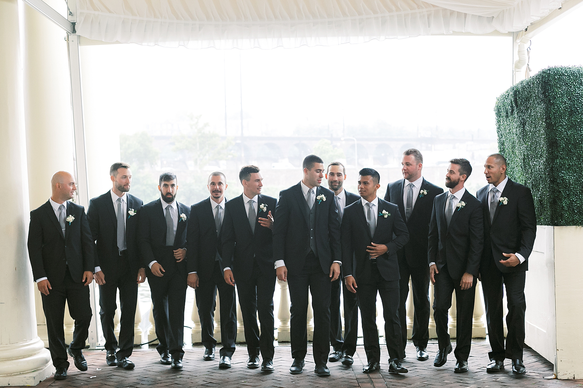 Genuine and Natural Philadelphia Wedding Photography by Magdalena Studios 0030