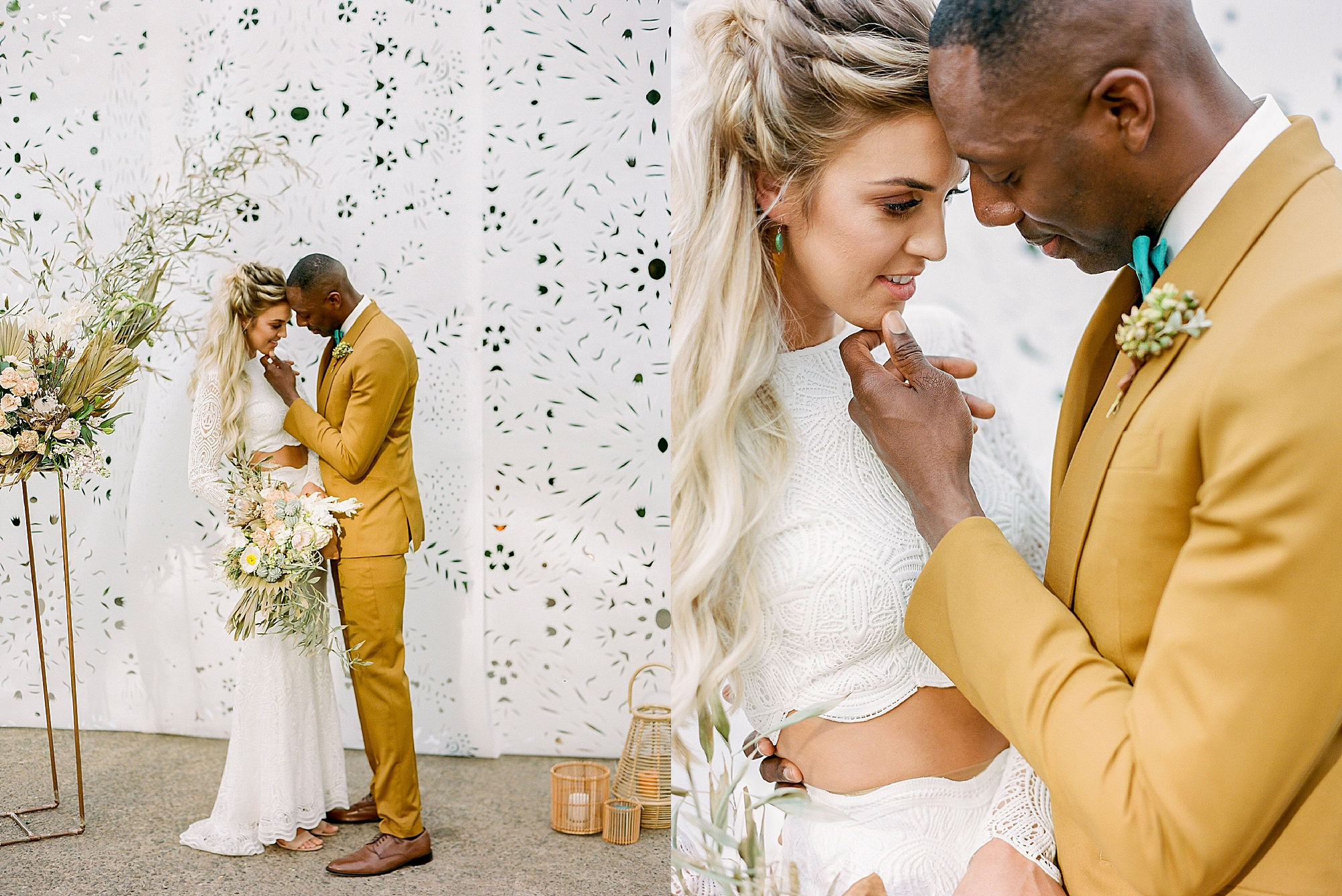 Colorful and Vibrant Wedding Photography at Fairmount Horticultural Center by Magdalena Studios 0025