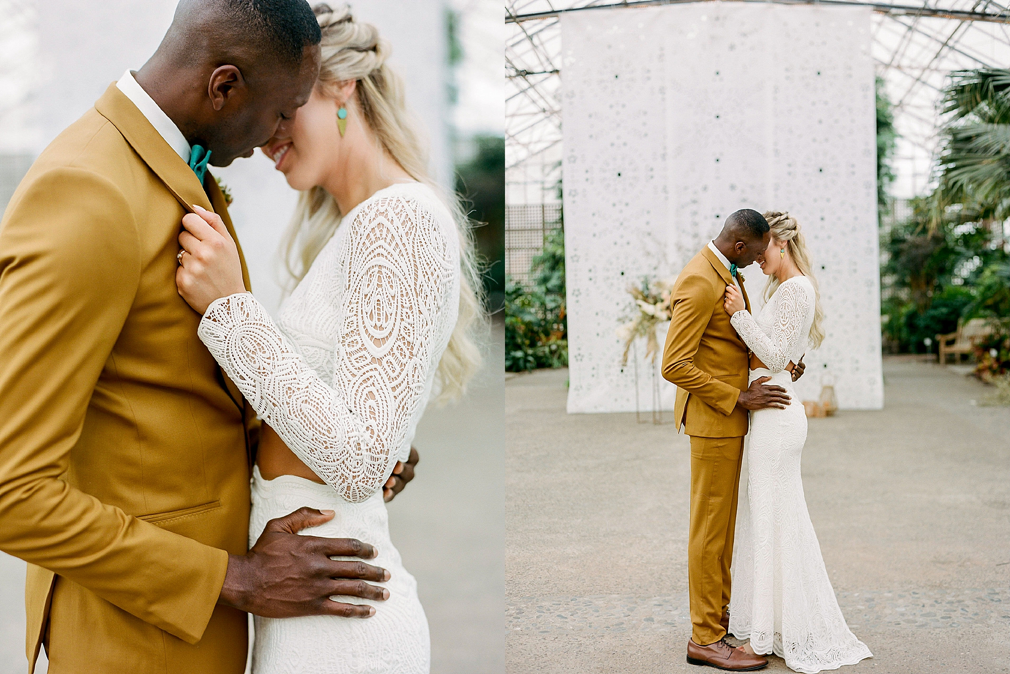 Colorful and Vibrant Wedding Photography at Fairmount Horticultural Center by Magdalena Studios 0031