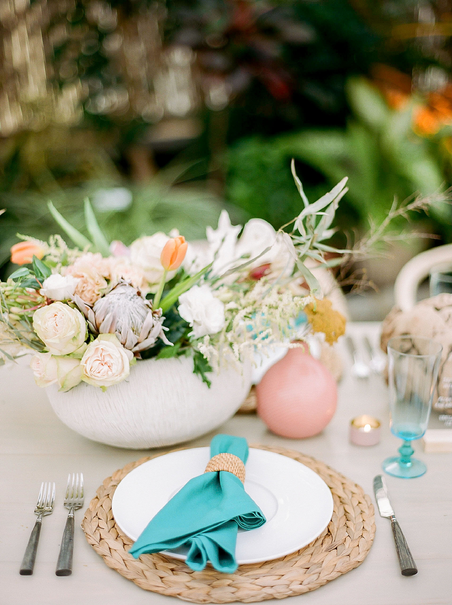 Colorful and Vibrant Wedding Photography at Fairmount Horticultural Center by Magdalena Studios 0035