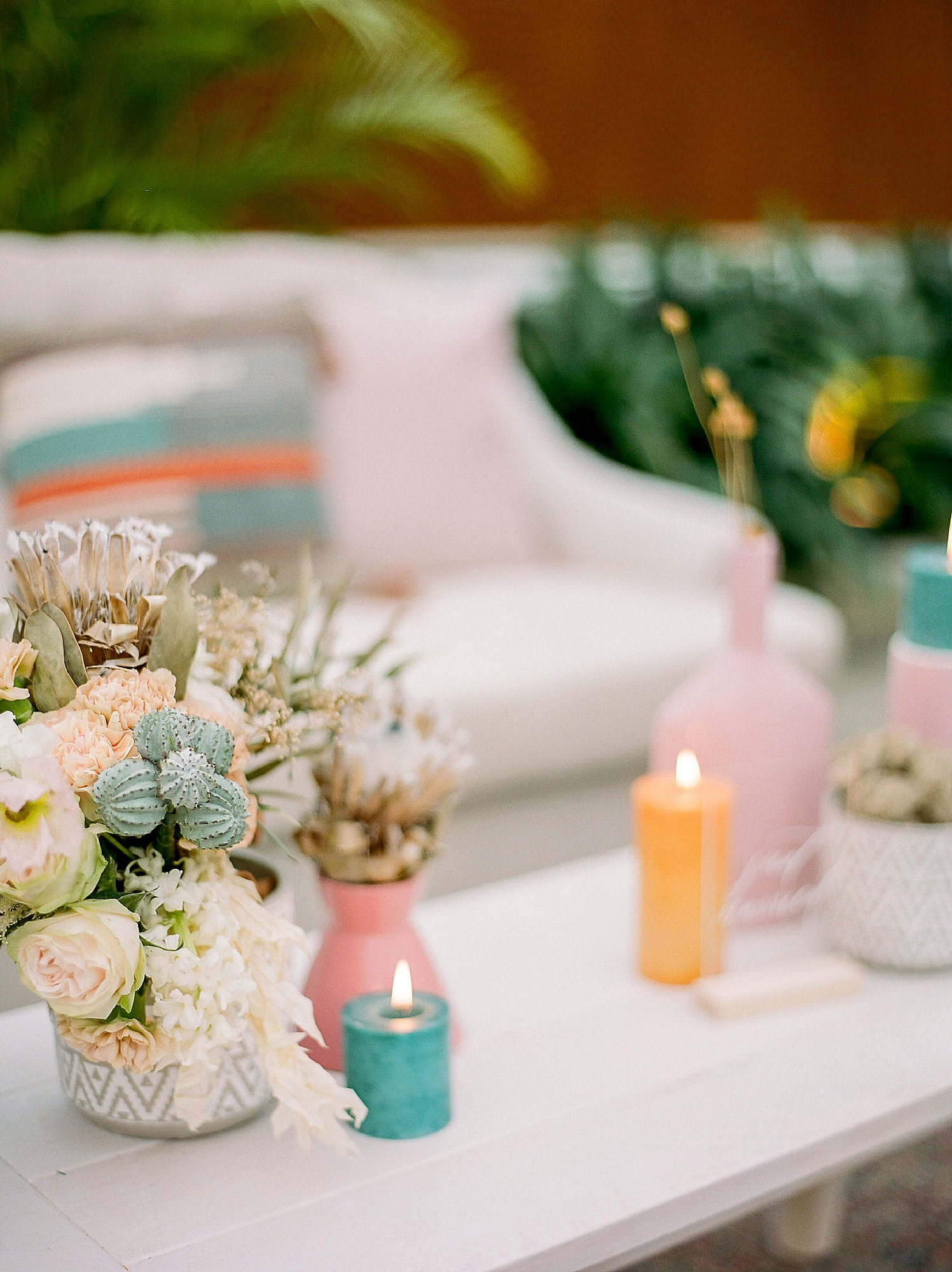 Colorful and Vibrant Wedding Photography at Fairmount Horticultural Center by Magdalena Studios 0041