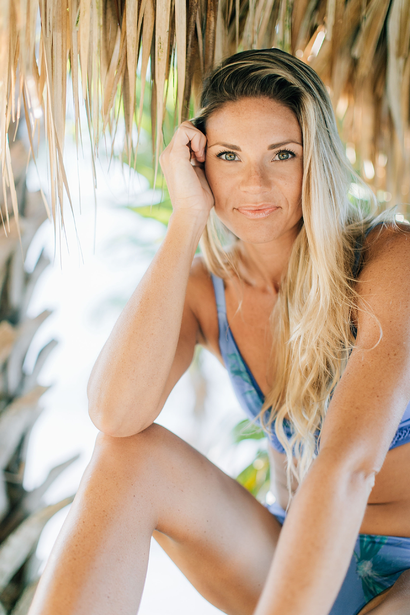 Vibrant and Bright Swimwear Photography by Magdalena Studios for Coveline Swimwear 0031