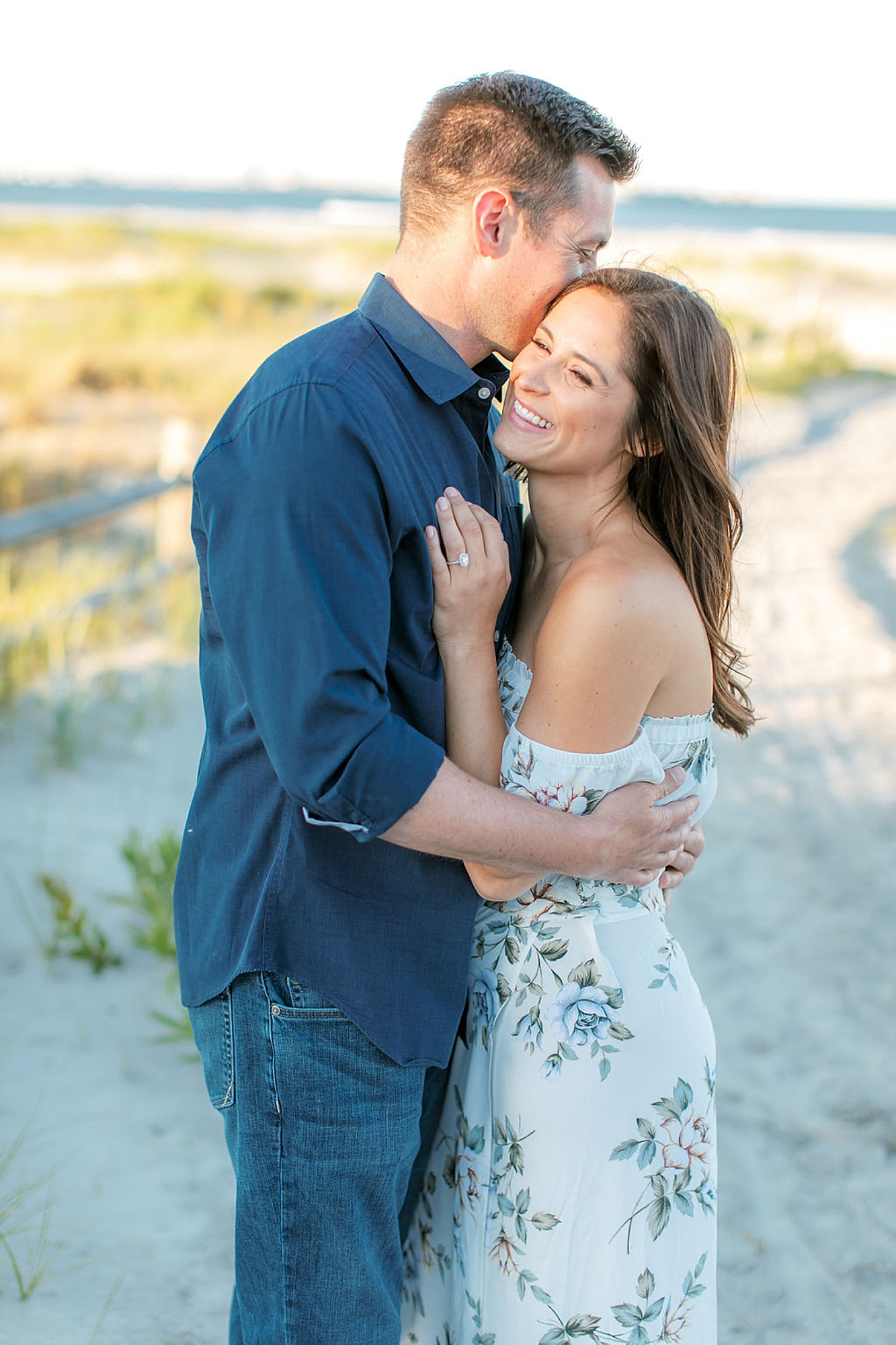 Film Engagement Session Photography in Ocean City NJ by Magdalena Studios 0031