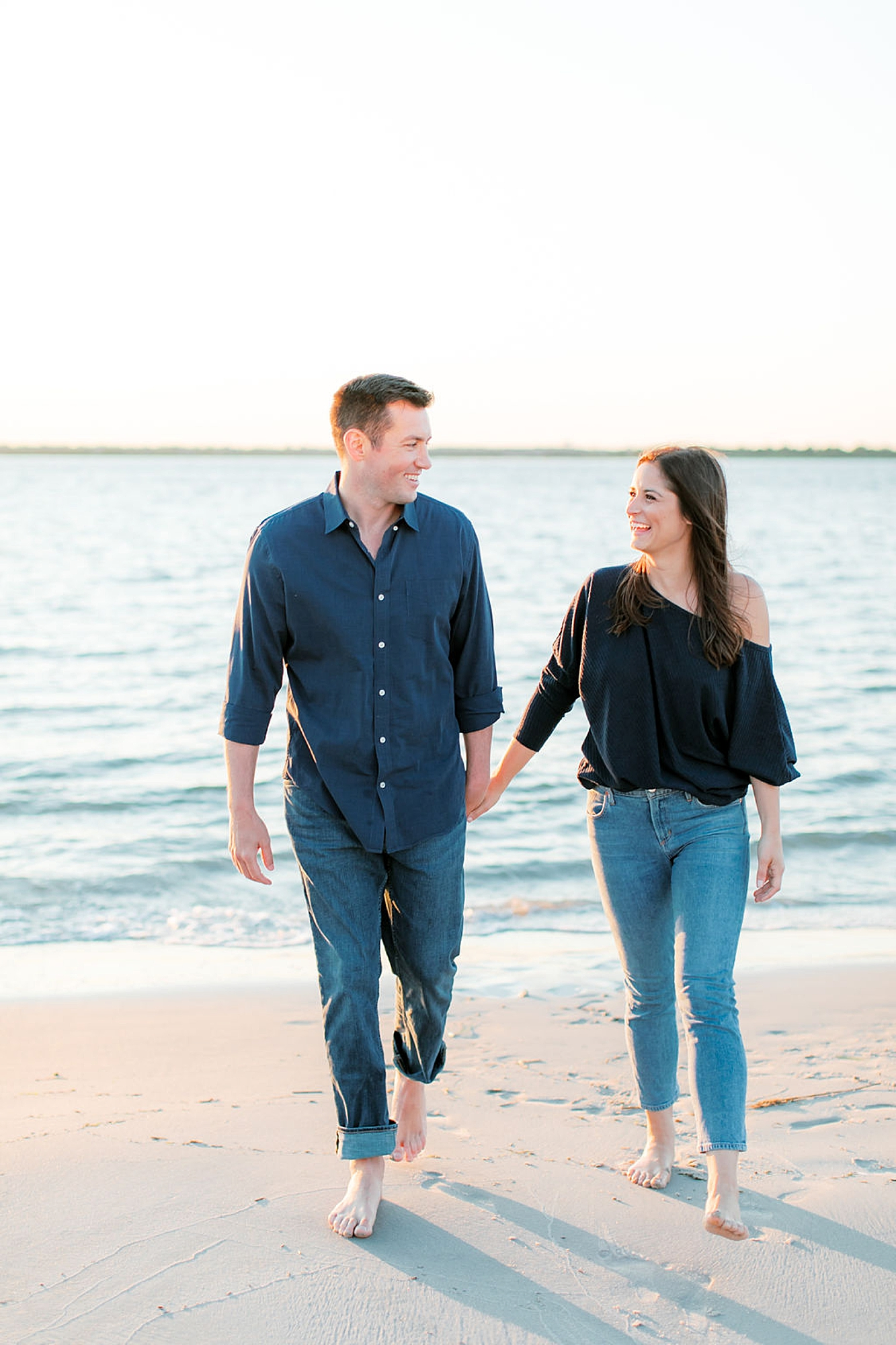 Film Engagement Session Photography in Ocean City NJ by Magdalena Studios 0052