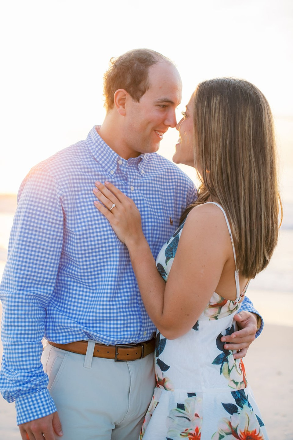 Organic and Romantic Engagement Photography in Ocean City NJ by Magdalena Studios 0012