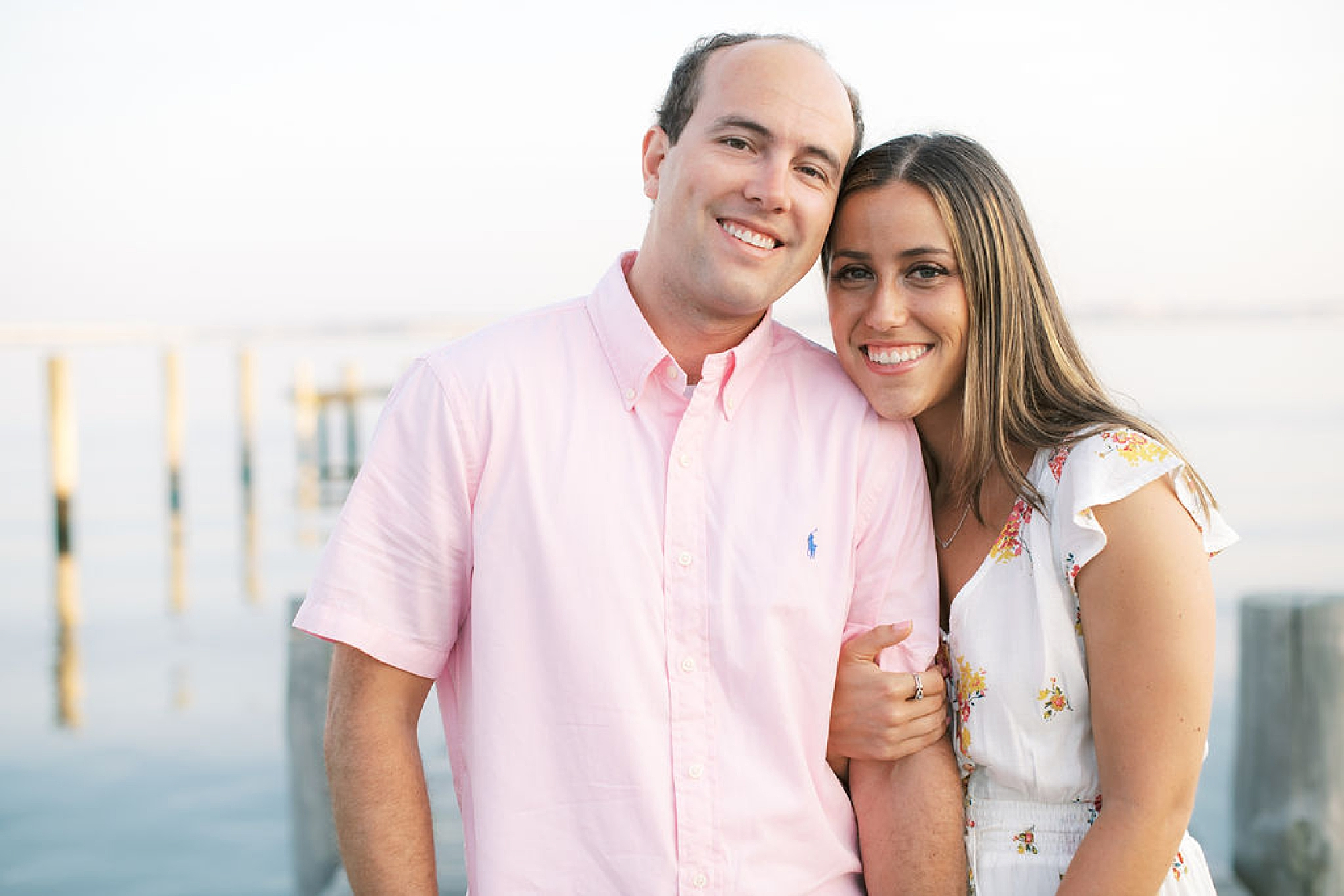 Organic and Romantic Engagement Photography in Ocean City NJ by Magdalena Studios 0018