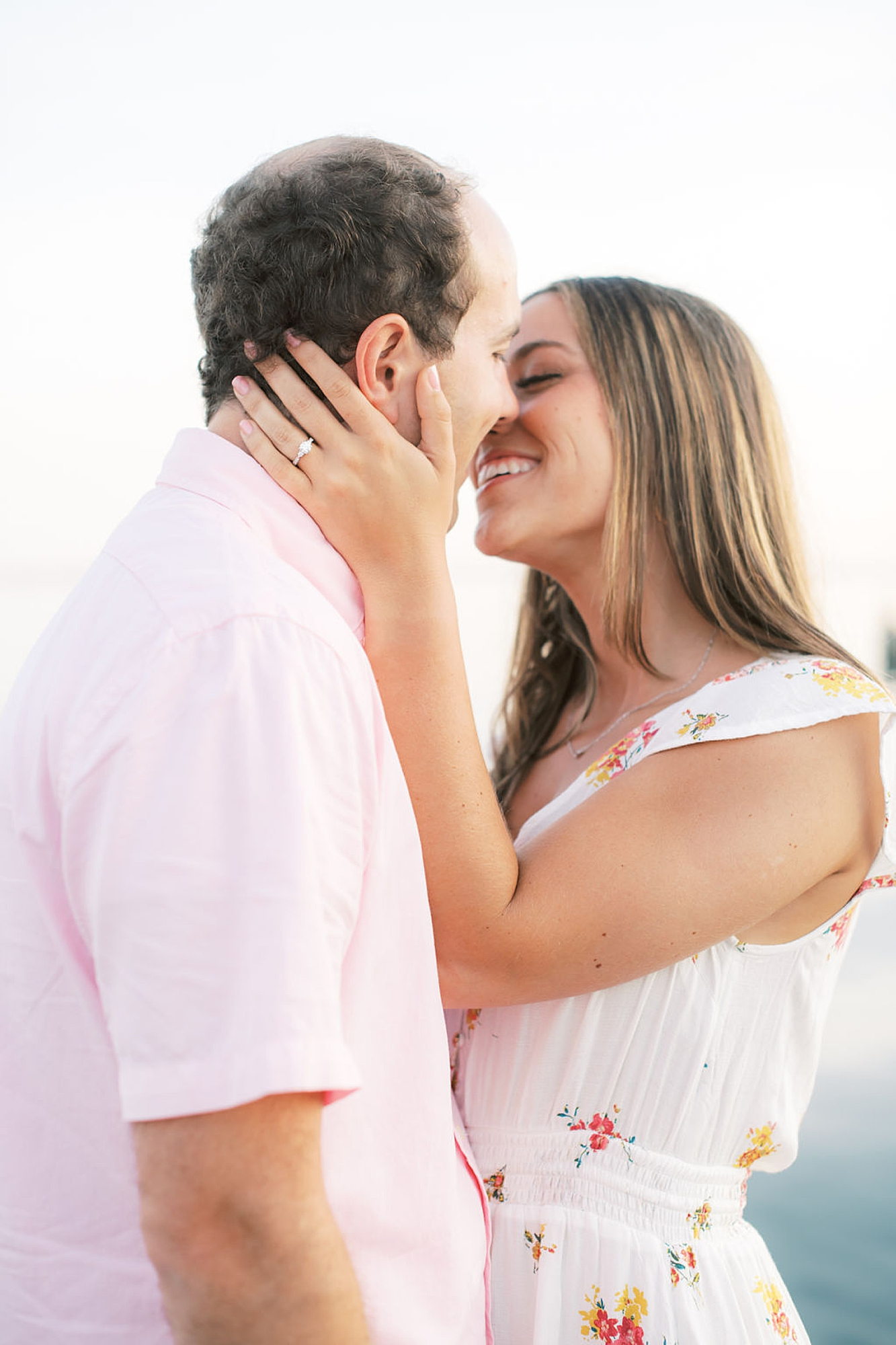 Organic and Romantic Engagement Photography in Ocean City NJ by Magdalena Studios 0019