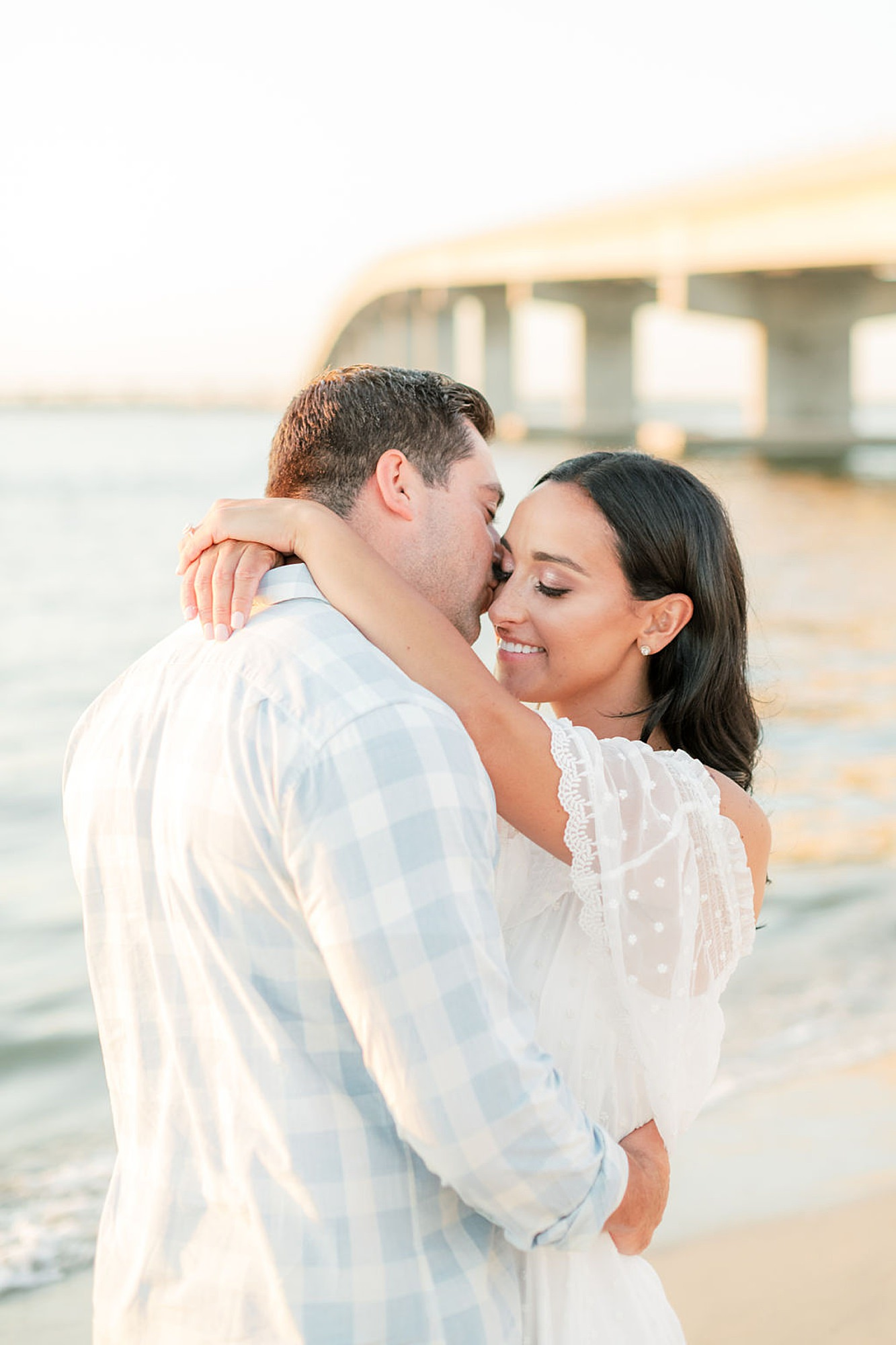 Airy and Bright Engagement Photography in Ocean City NJ by Magdalena Studios 0035