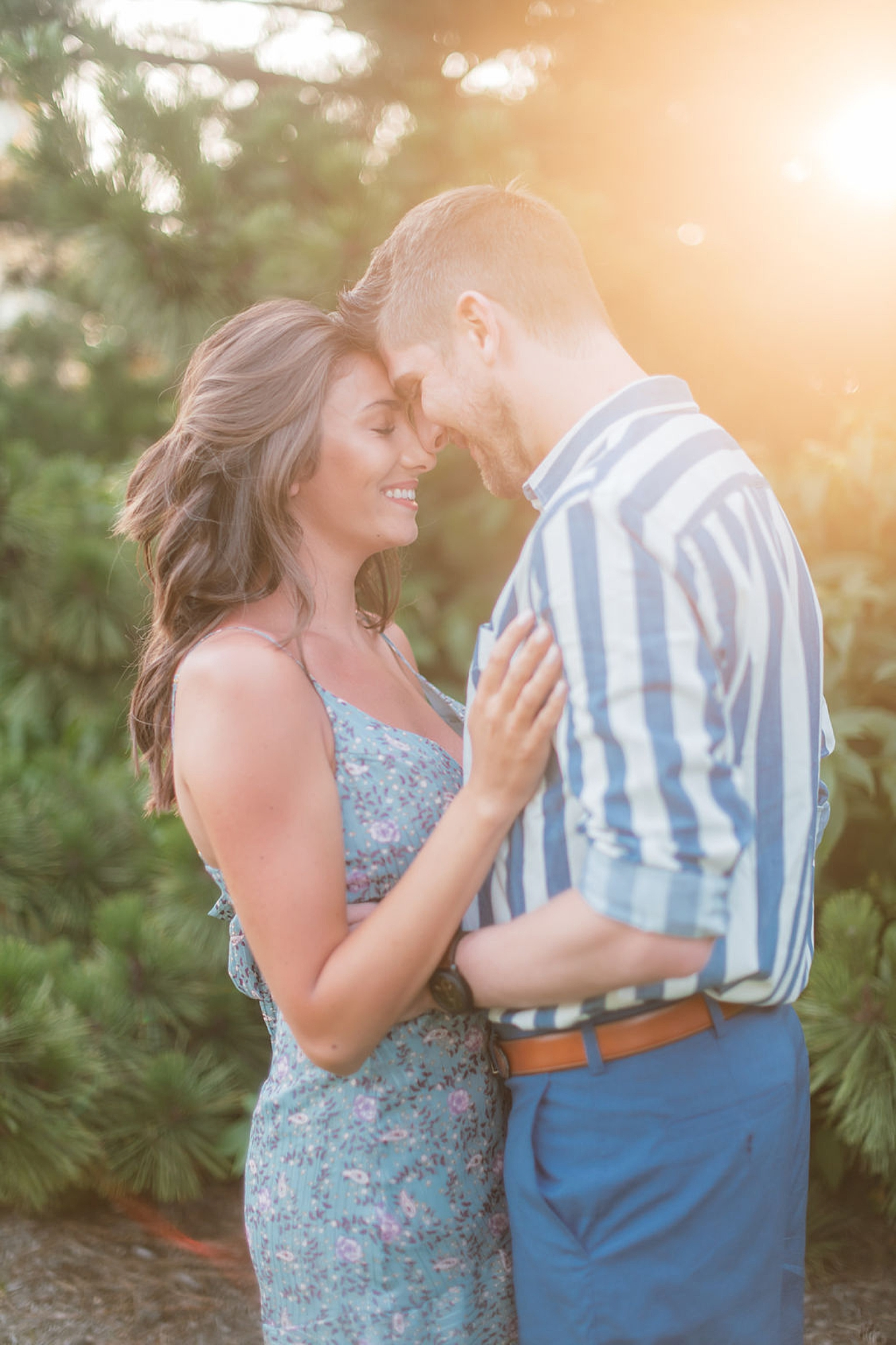 Bright and Fun Engagement Photography in Ocean City NJ by Magdalena Studios 0001