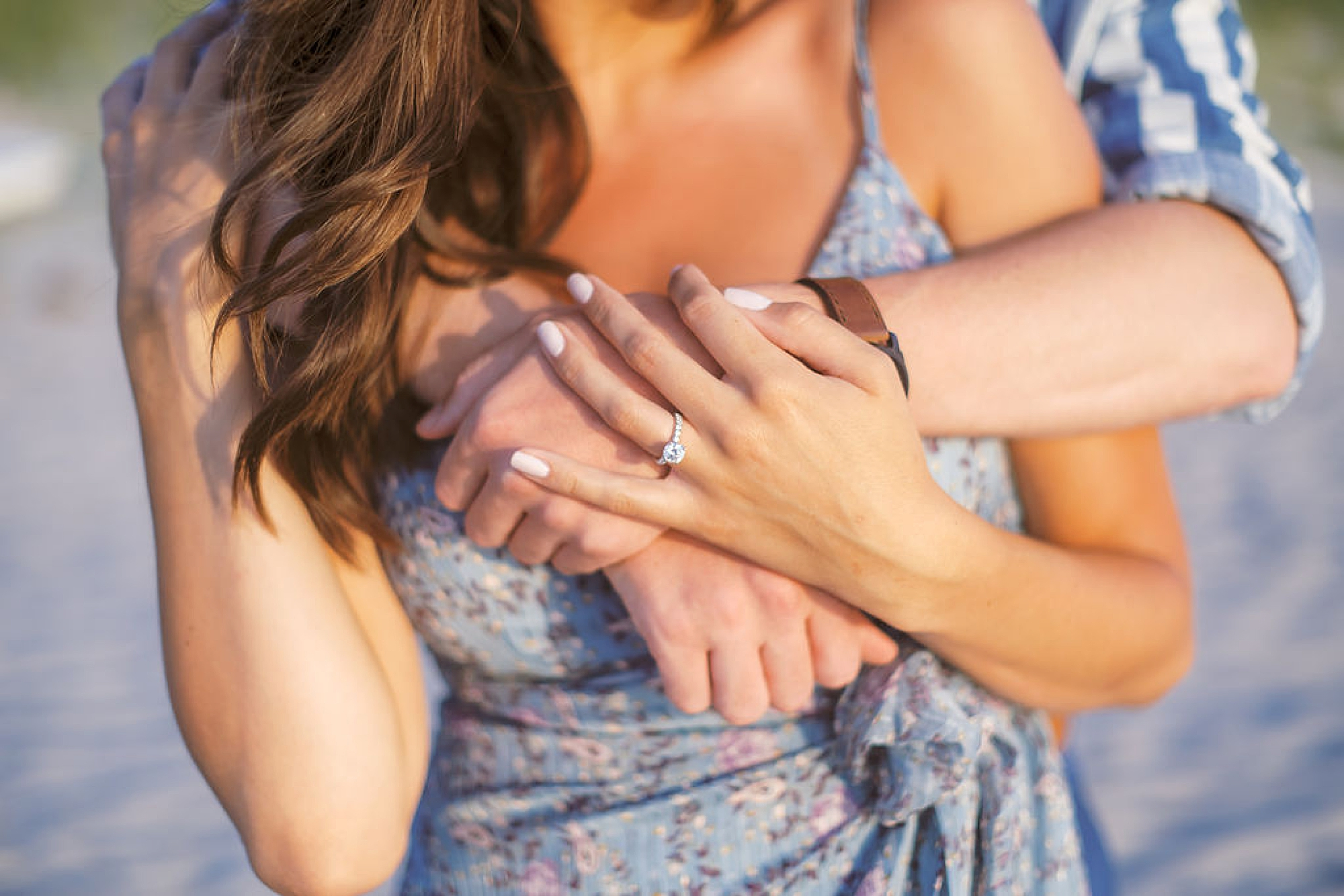 Bright and Fun Engagement Photography in Ocean City NJ by Magdalena Studios 0004