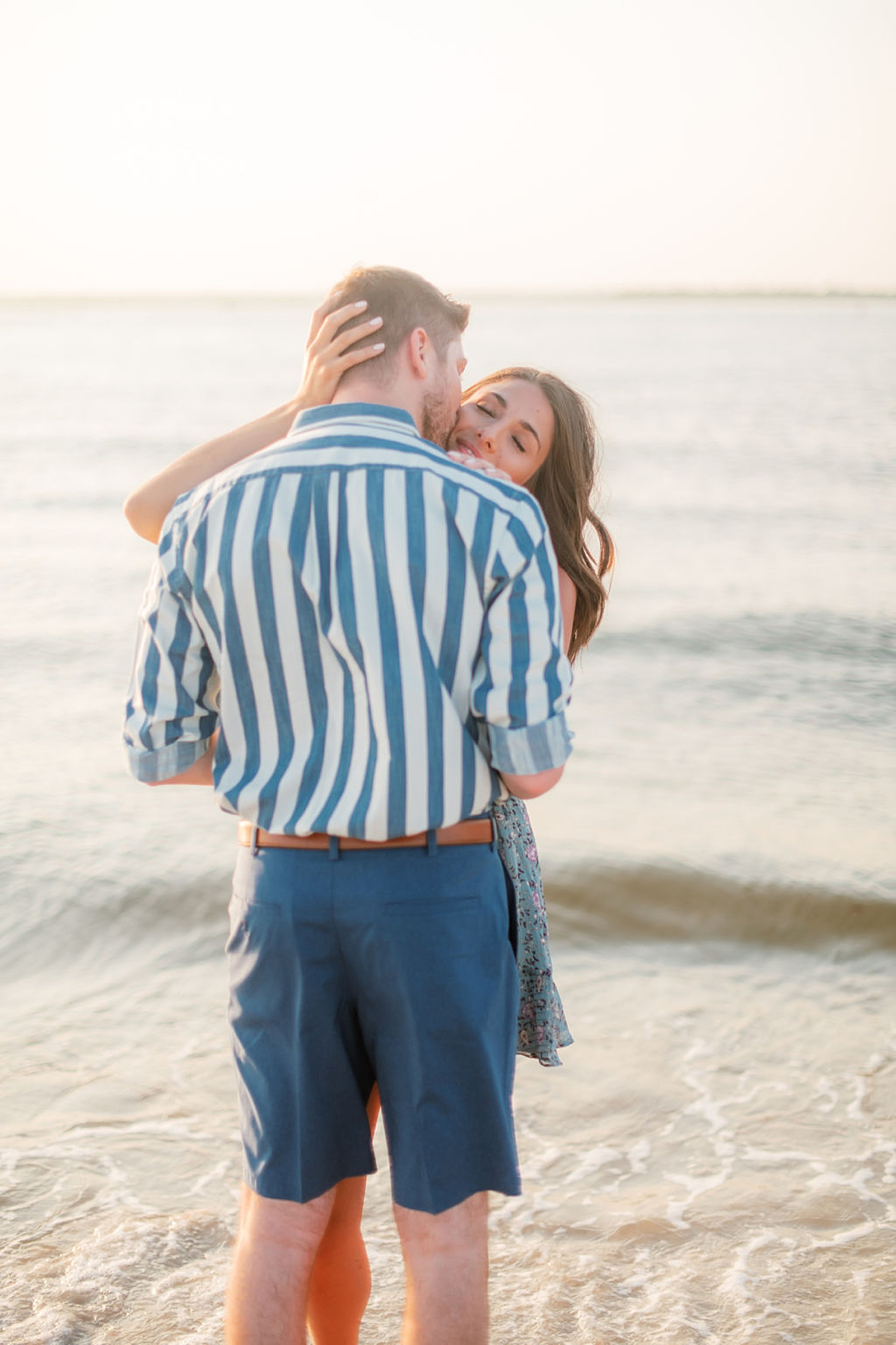 Bright and Fun Engagement Photography in Ocean City NJ by Magdalena Studios 0008