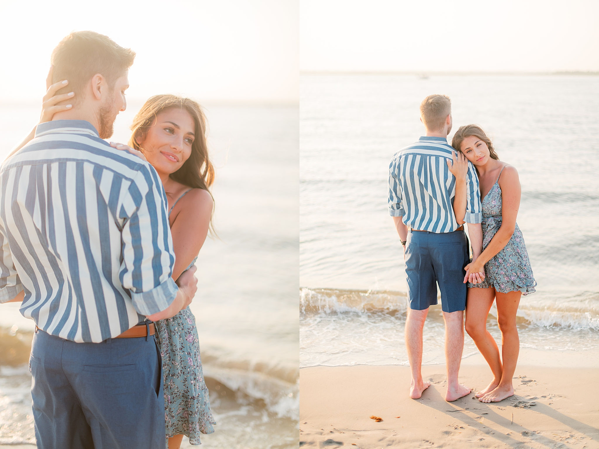 Bright and Fun Engagement Photography in Ocean City NJ by Magdalena Studios 0010