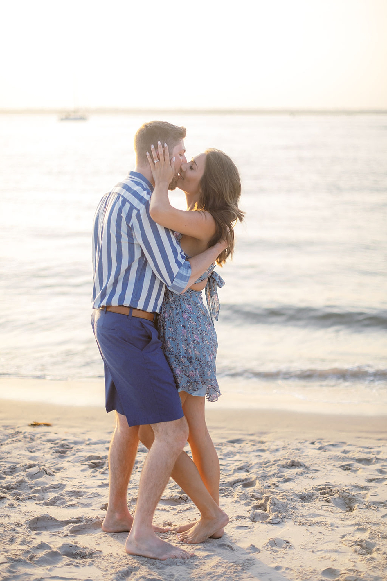 Bright and Fun Engagement Photography in Ocean City NJ by Magdalena Studios 0022