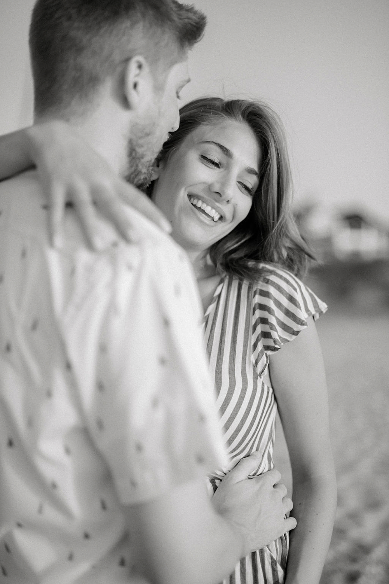 Bright and Fun Engagement Photography in Ocean City NJ by Magdalena Studios 0025