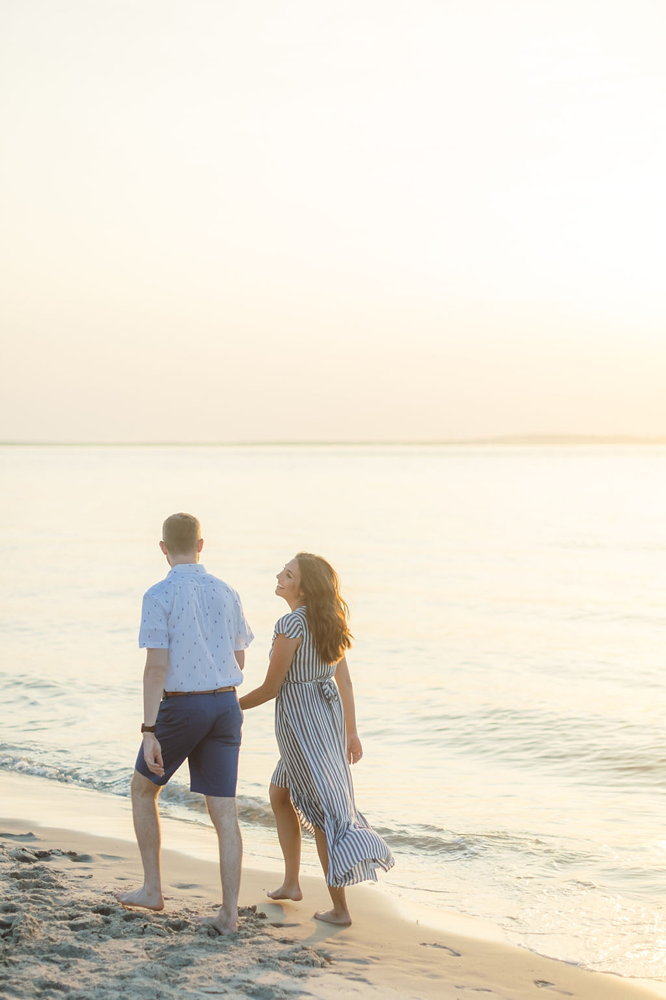 Bright and Fun Engagement Photography in Ocean City NJ by Magdalena Studios 0026