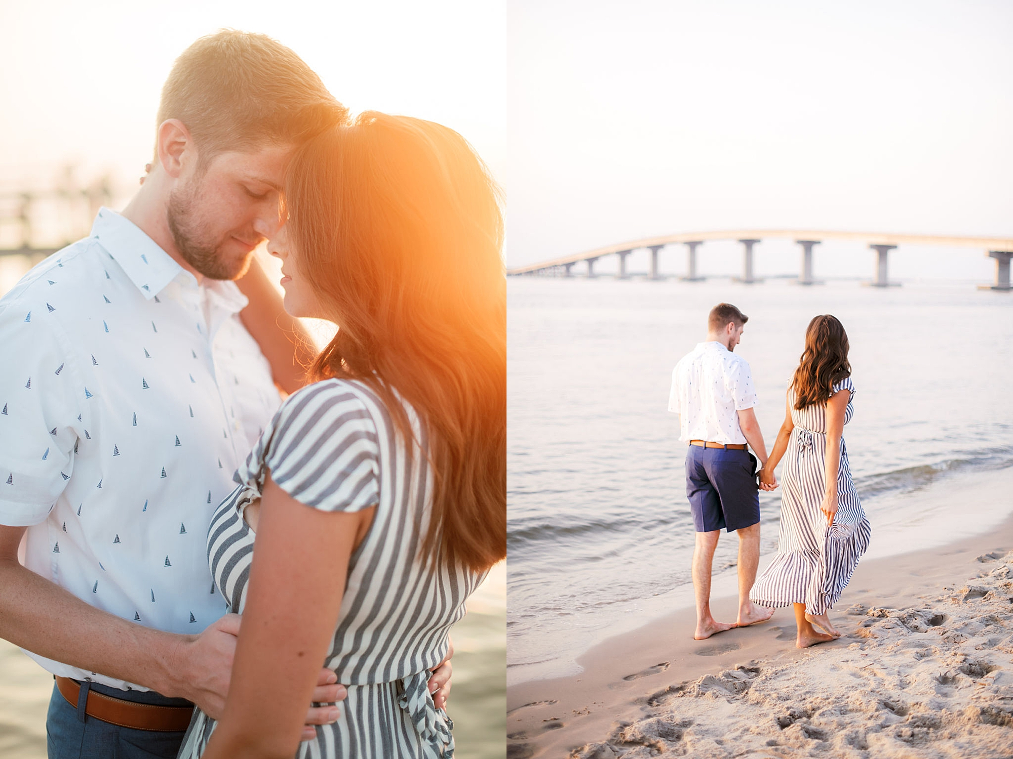 Bright and Fun Engagement Photography in Ocean City NJ by Magdalena Studios 0030