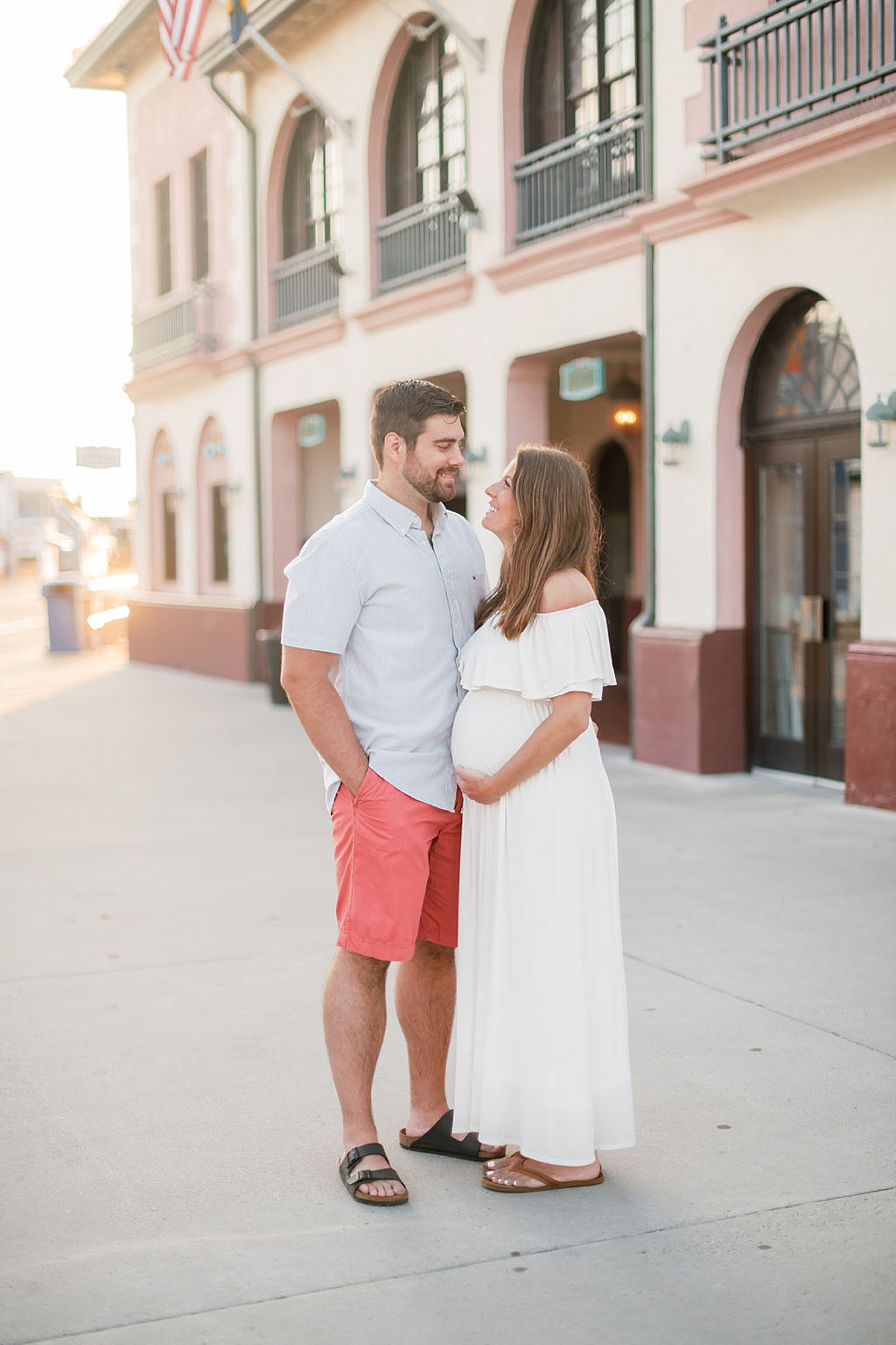 Glowy and Romantic Maternity Photography in Ocean City NJ by Magdalena Studios 0016