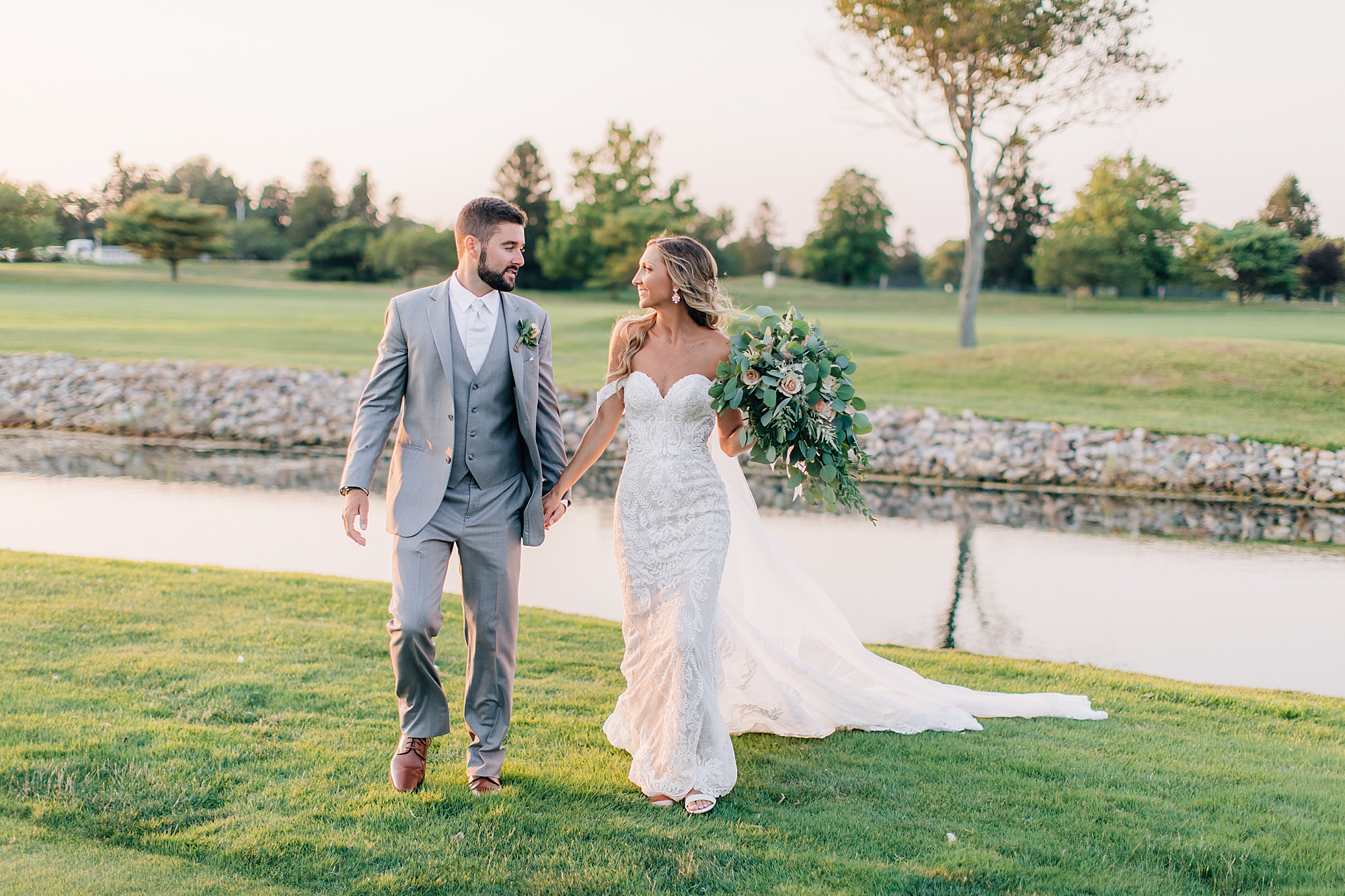 Linwood Country Club Wedding Photographer Magdalena Studios35