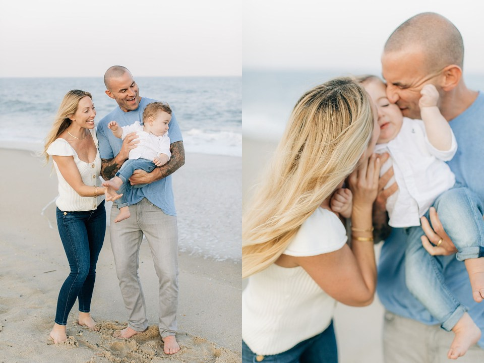 Long Branch NJ Film Family Portrait Photography by Magdalena Studios 0002