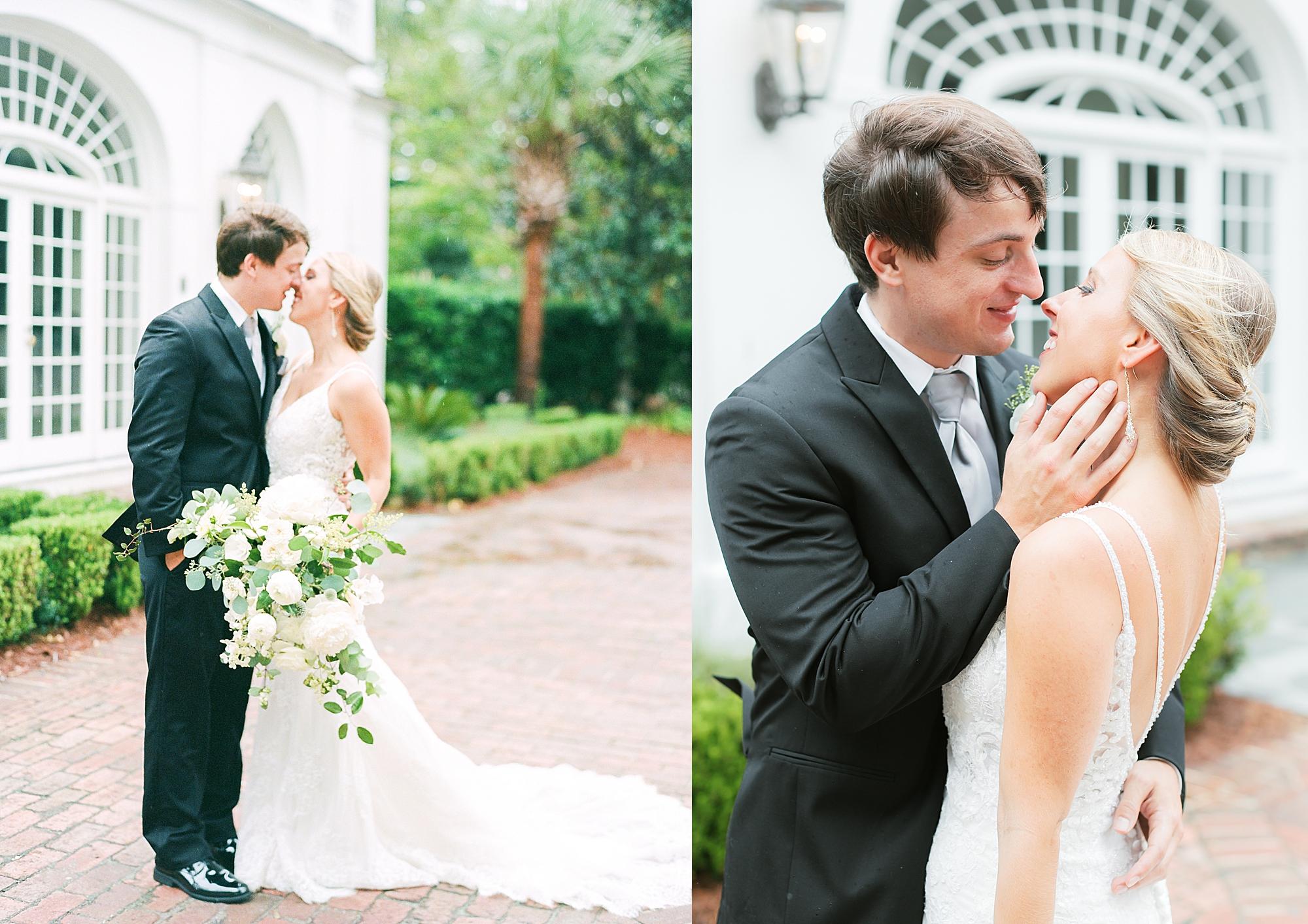 Lowndes Grove Plantation Charleston Film Wedding Photographer Magdalena Studios59