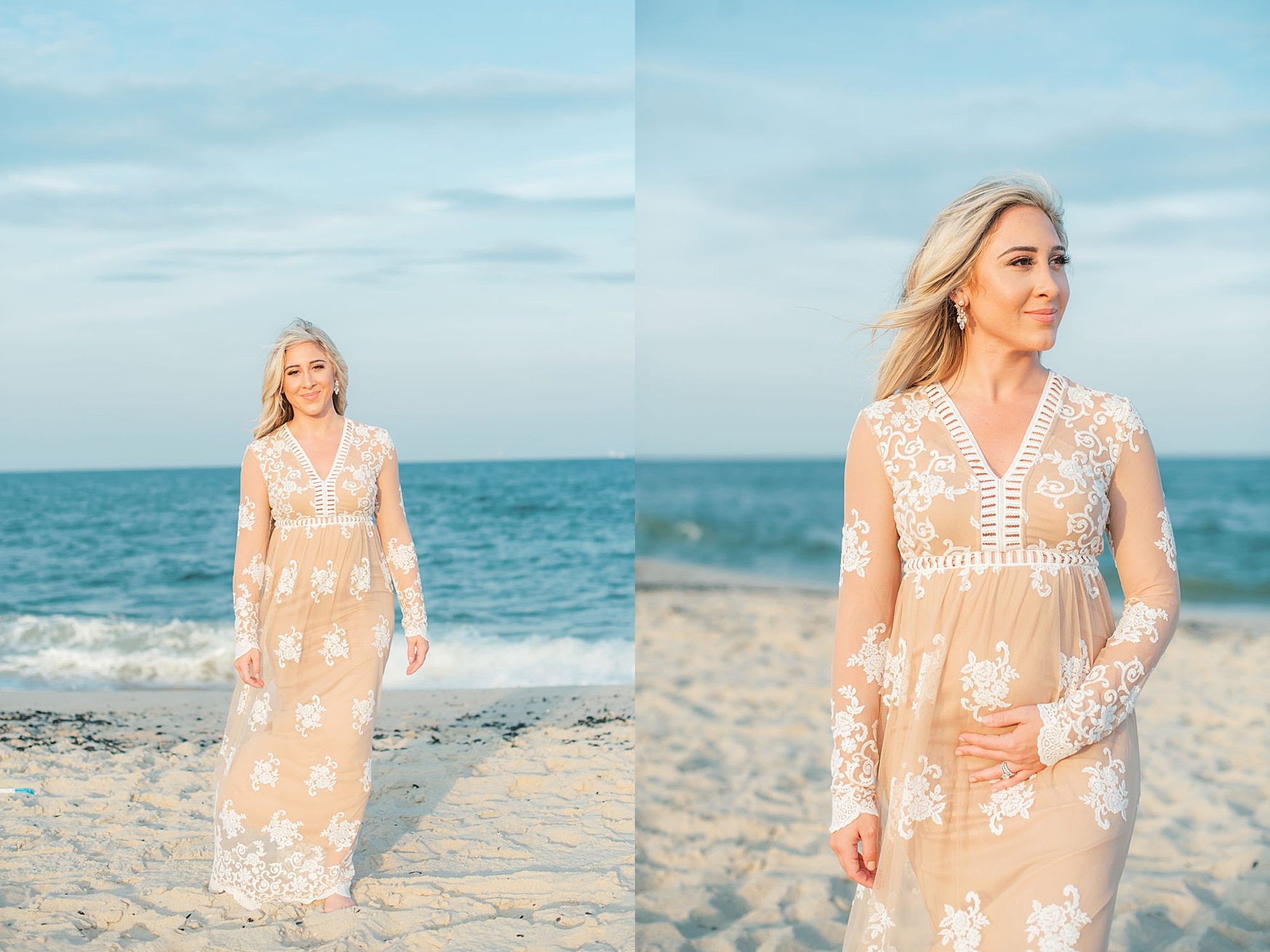 Natural and Fun Maternity Photography in Ocean City NJ by Magdalena Studios 0002