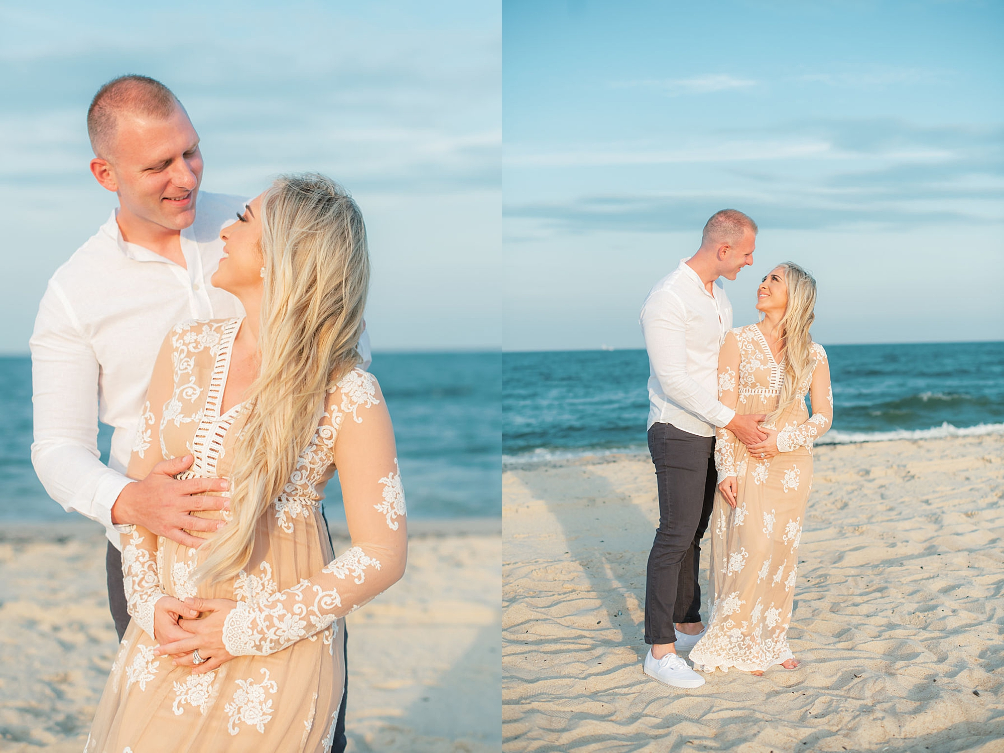 Natural and Fun Maternity Photography in Ocean City NJ by Magdalena Studios 0009